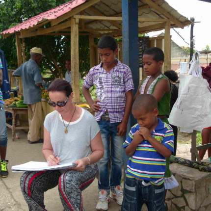 Drawing Cubua Tour Cuban Cultural Travel