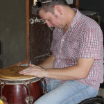percussion lessons Cuban Cultural Travel