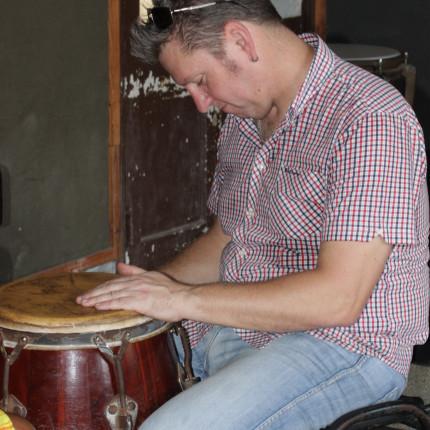 percussion lessons Cuban Cultural Travel