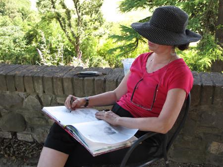 drawing cuba tour